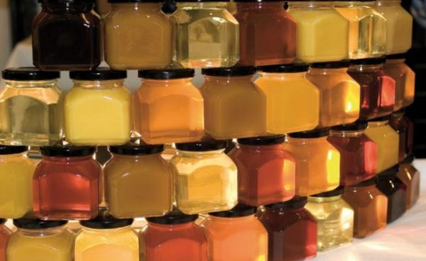 soiuri de miere de albine